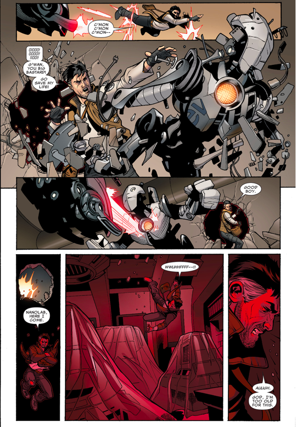 The X-Men Recruits Madison Jeffries