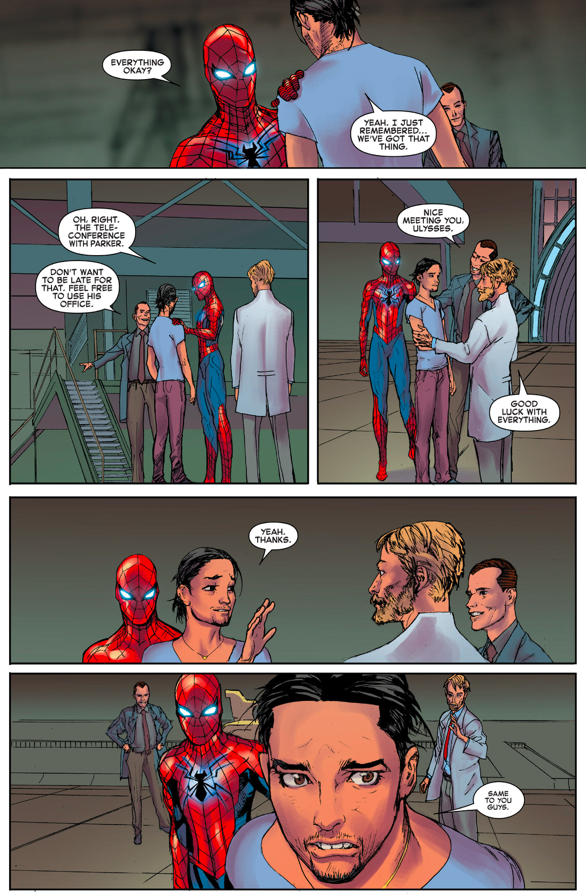 Ulysses Predicts Clash Fighting Spider-Man