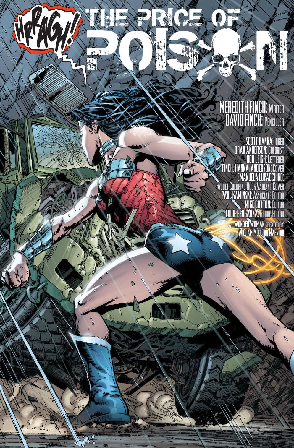 From – Wonder Woman Vol. 4 #50