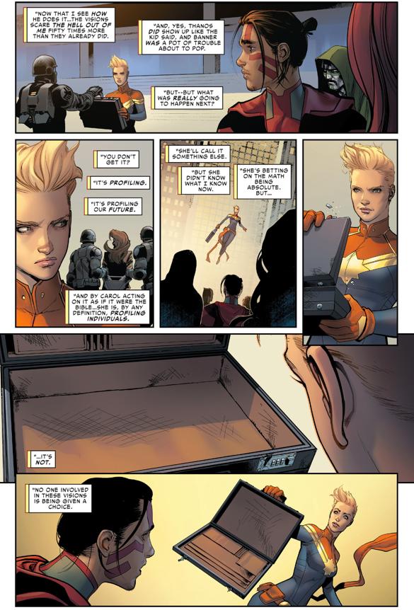 Iron Man Explains The True Nature Of Ulysses' Power