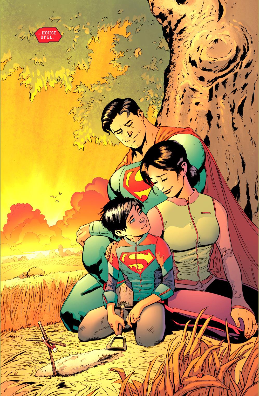 Superman's Family (Superman Vol. 3 #2)