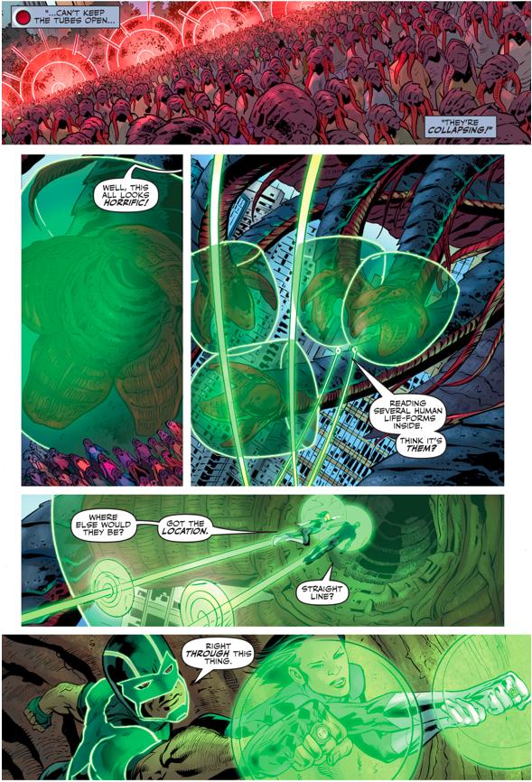 The Justice League VS A Reaper