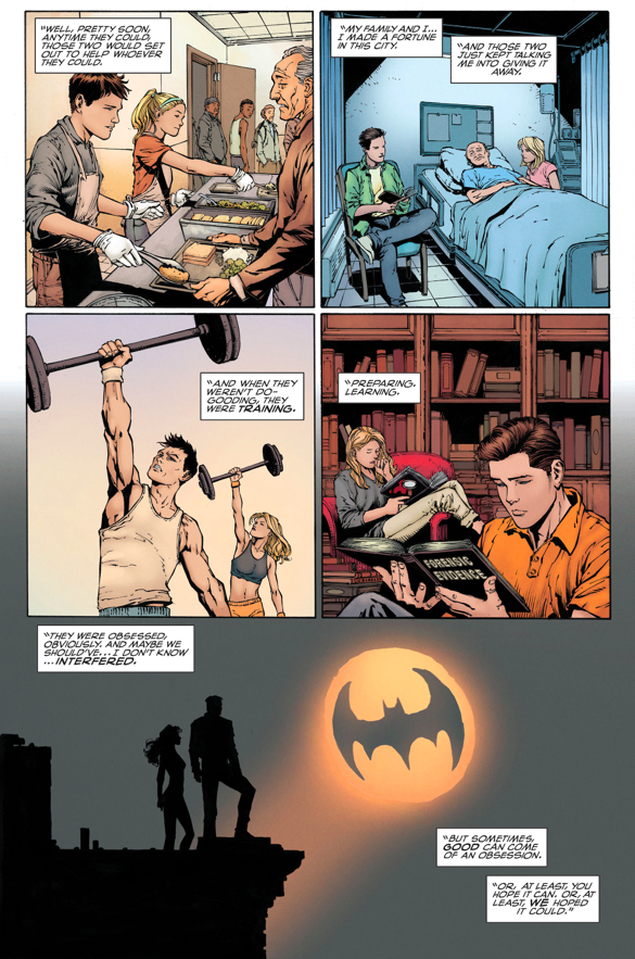 Why Hank And Claire Glover Became Gotham And Gotham Girl