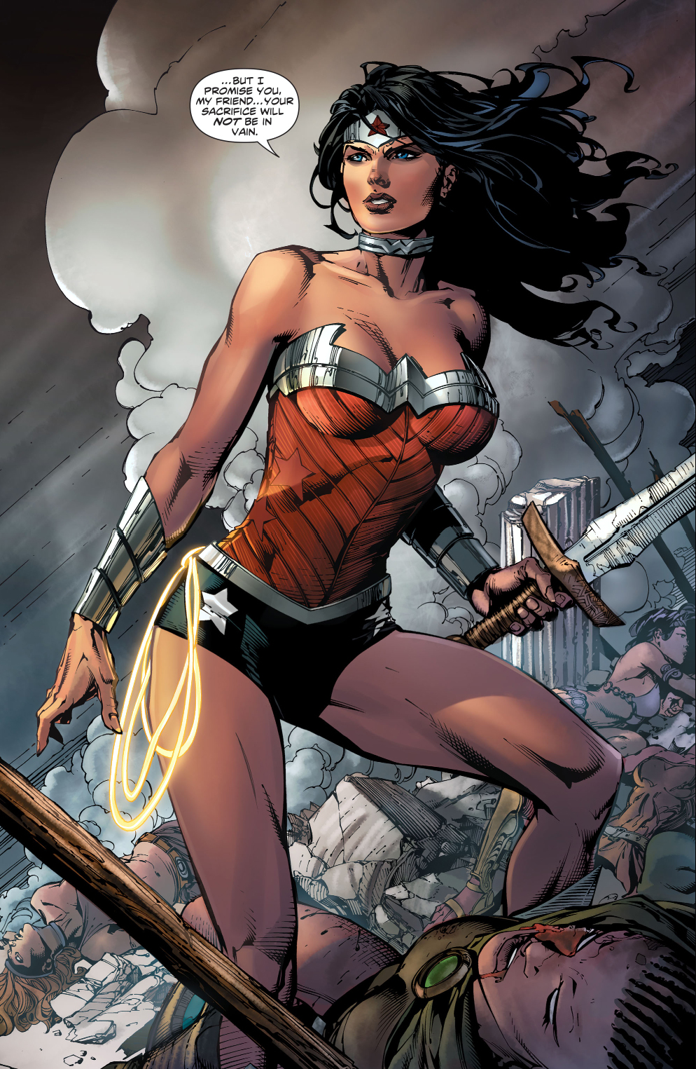 Wonder Woman (Wonder Woman Vol. 4 #38)