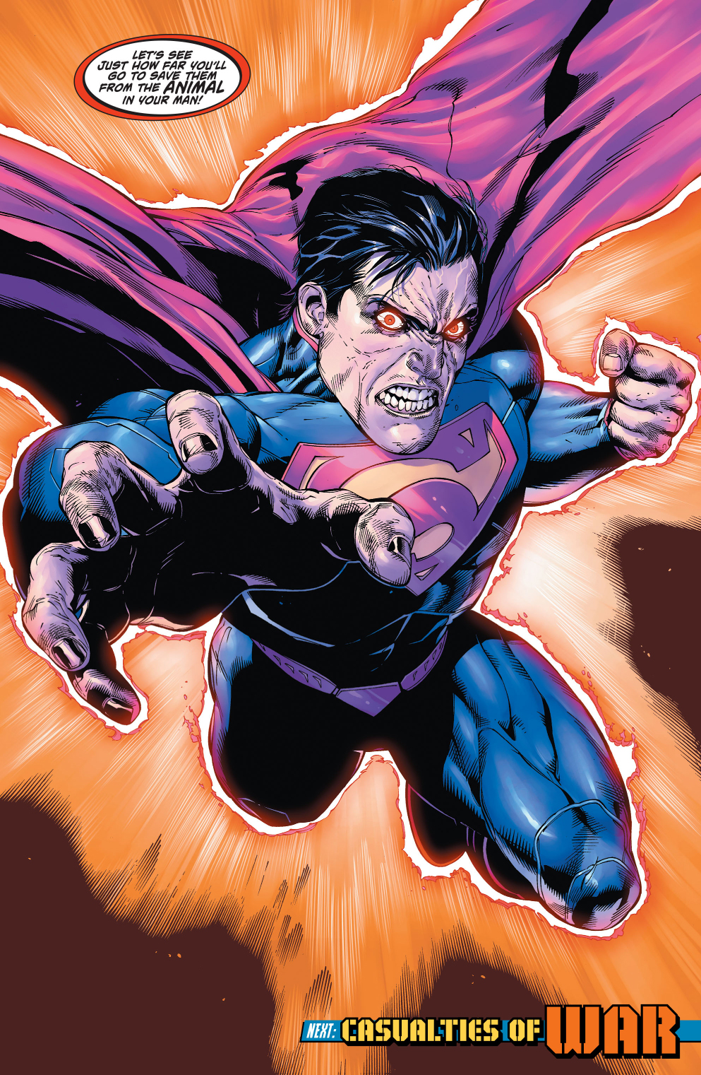 Circe Corrupts Superman (New 52)