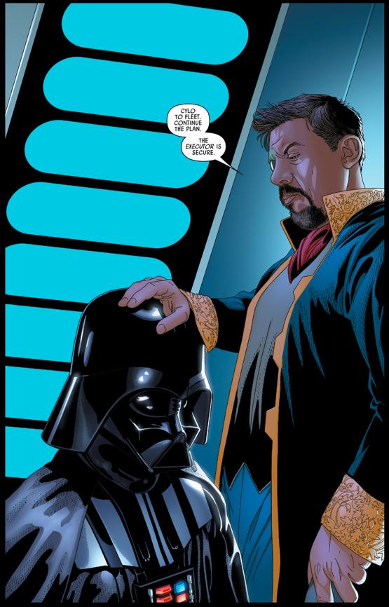 Darth Vader Dream On The Duel On Mustafar