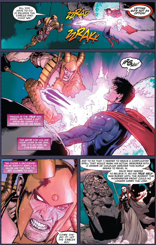 superman vs magog (new 52)