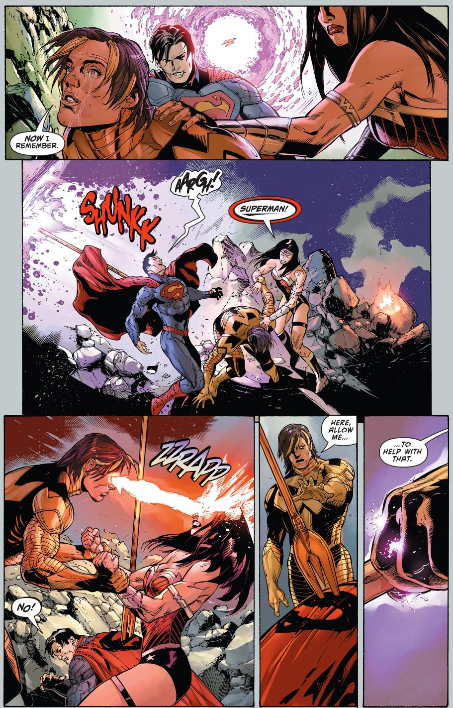 Wonderstar Becomes Magog