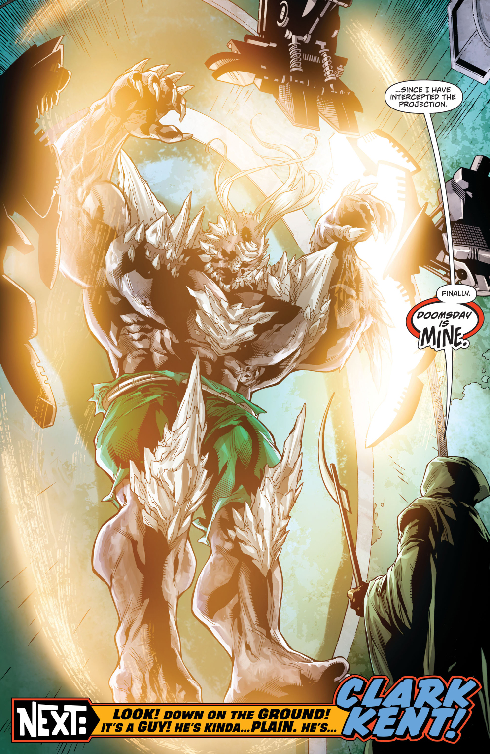 Doomsday (Action Comics 962)