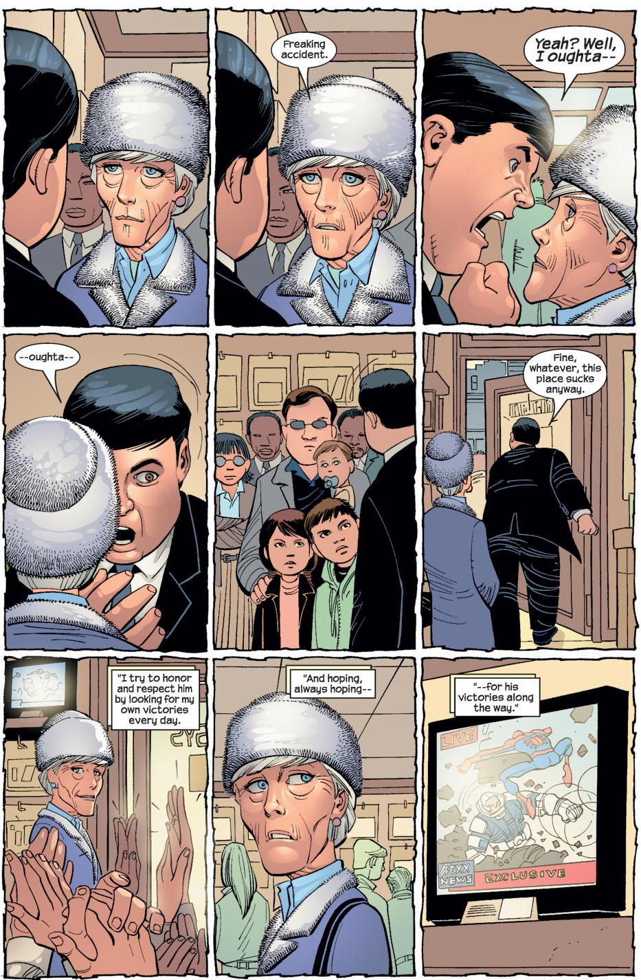 how-aunt-may-deals-with-obnoxious-people
