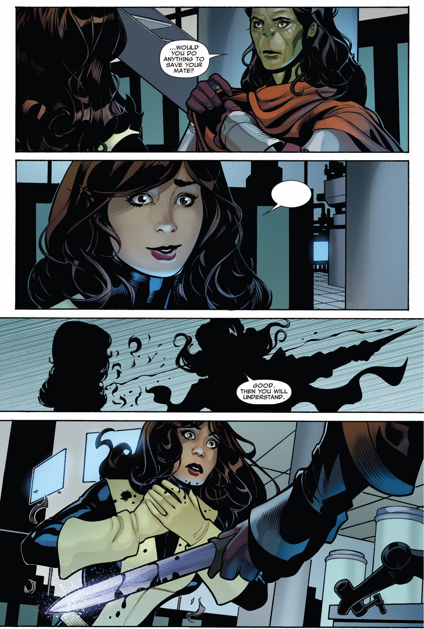 how kitty pryde became tangible again