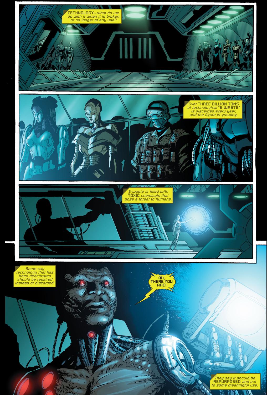 Kilg%re Attacks Cyborg