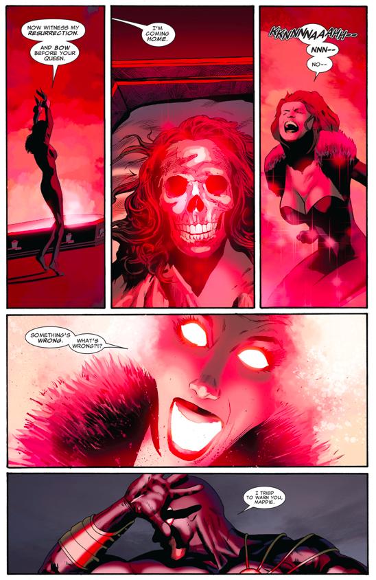 The X-Men VS The Sisterhood