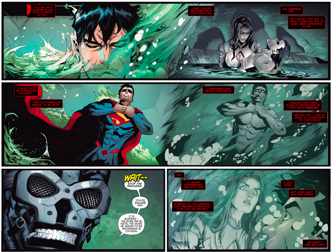 Why Red Hood Empathizes With Bizarro
