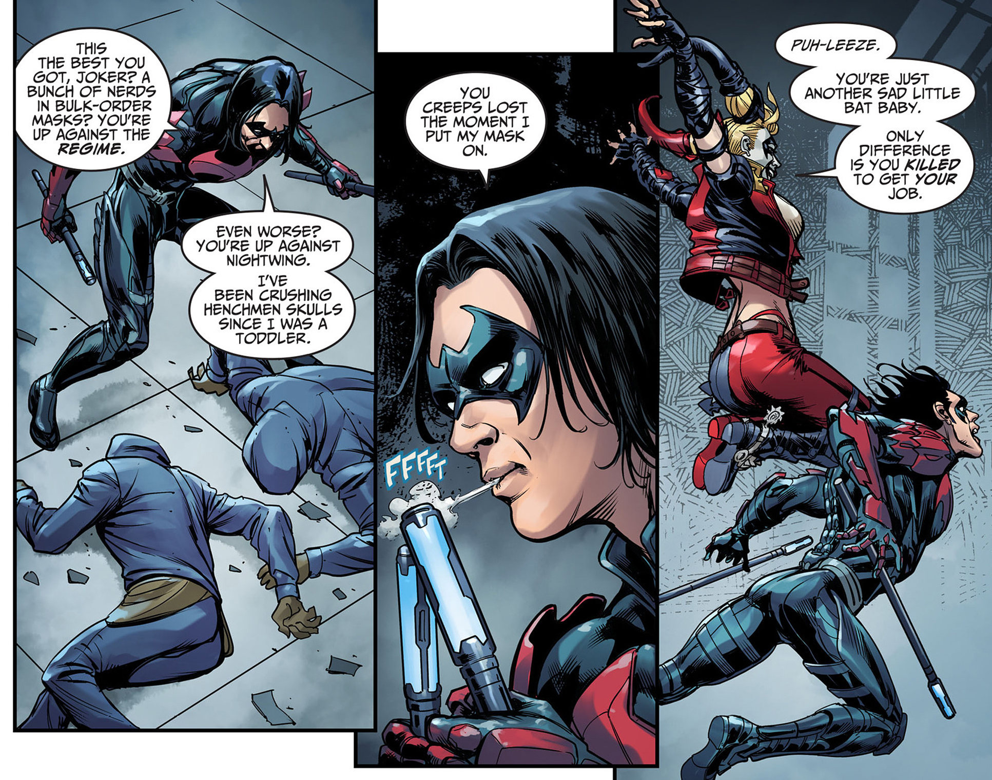 harley-quinn-taunts-nightwing-injustice-gods-among-us