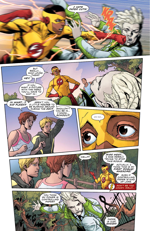 kid-flash-vs-papercut-rebirth