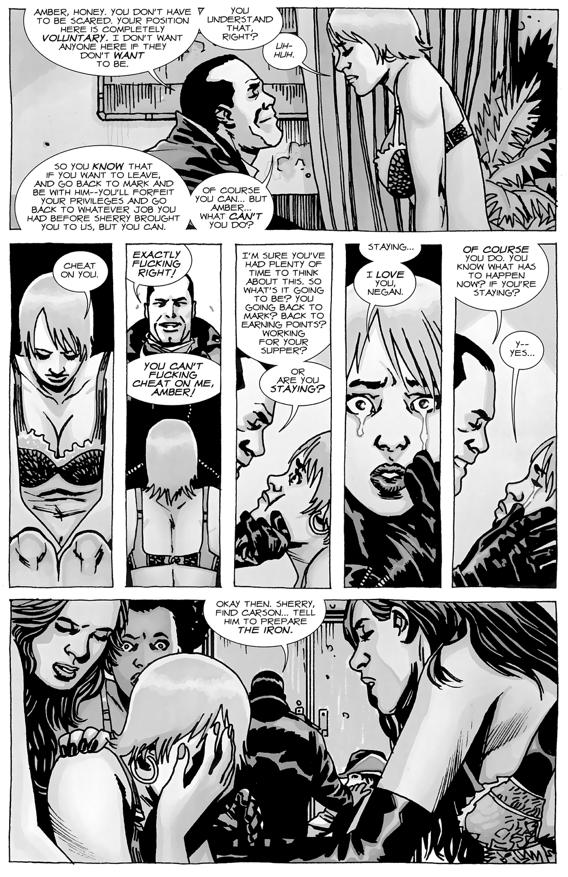 Negan's Wives (The Walking Dead)