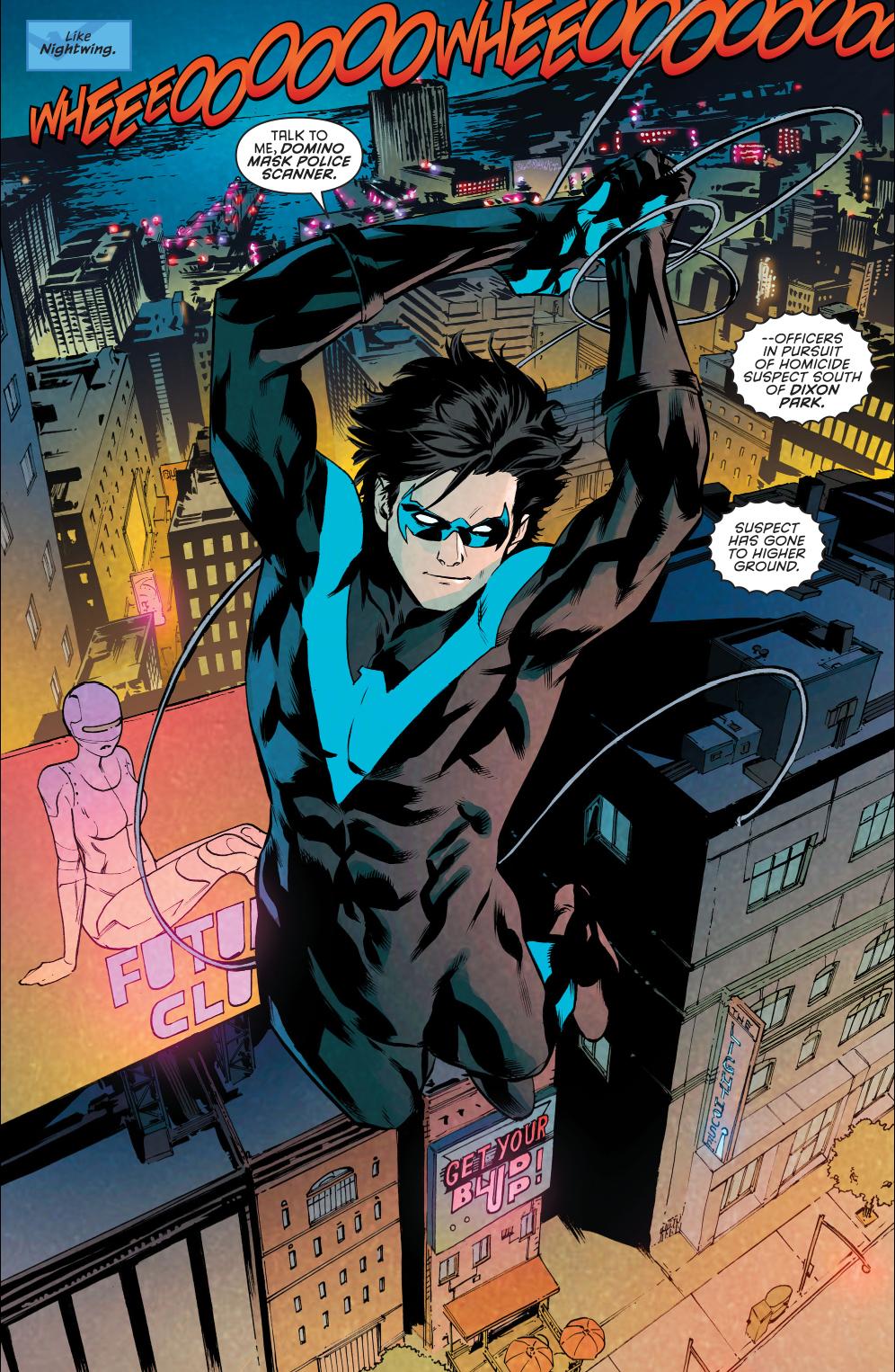 Nightwing (Nightwing Vol. 4 #10)