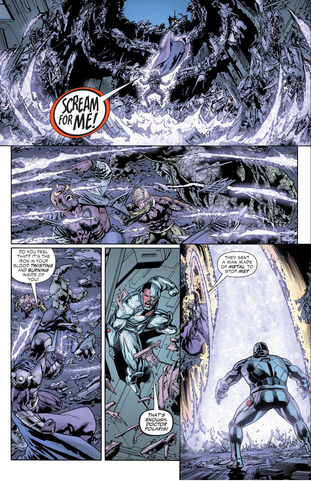 cyborg-vs-doctor-polaris-rebirth