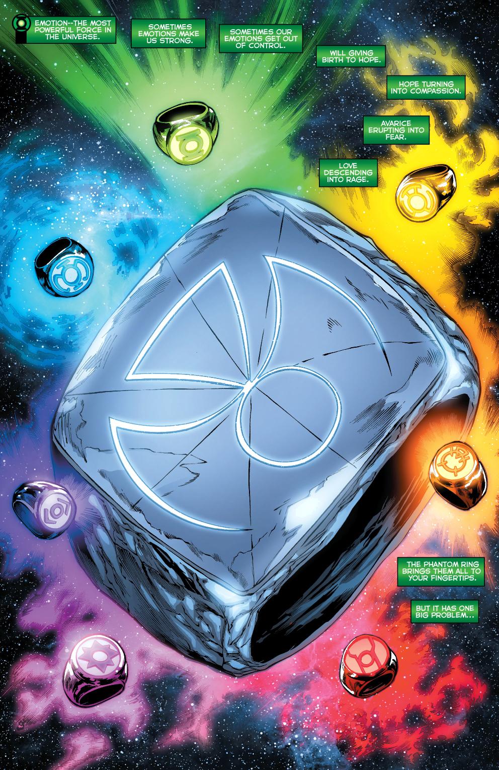 the phantom ring
