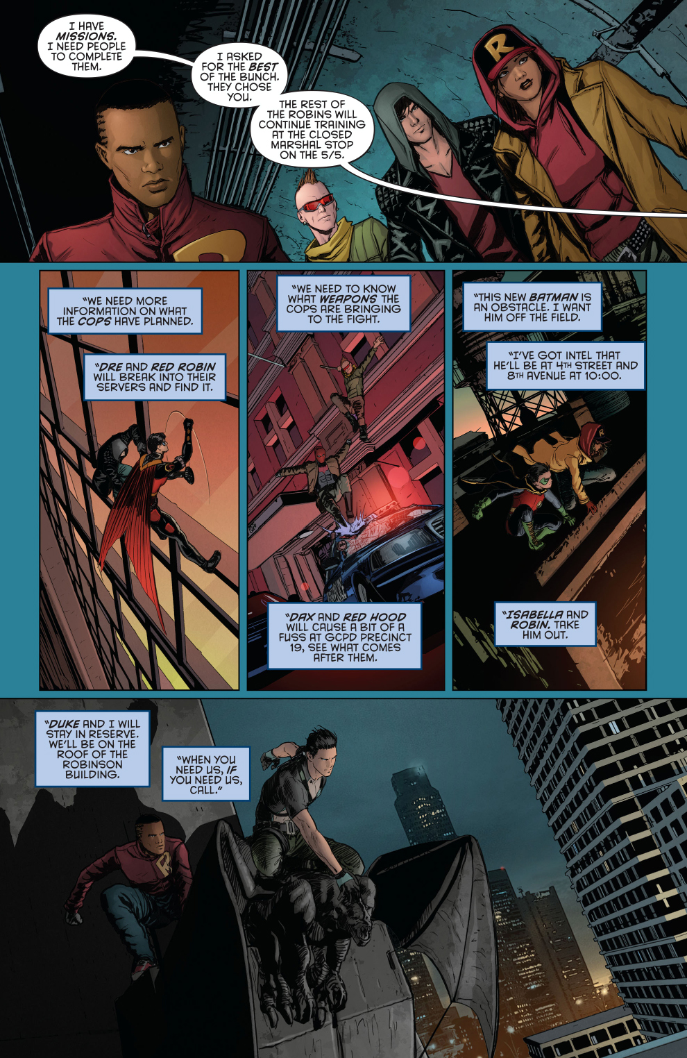 why-dick-grayson-betrayed-the-robins-robin-war