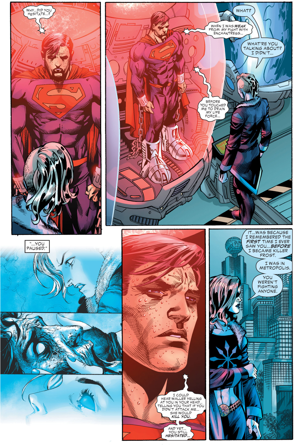 why-killer-frost-held-back-against-superman-rebirth