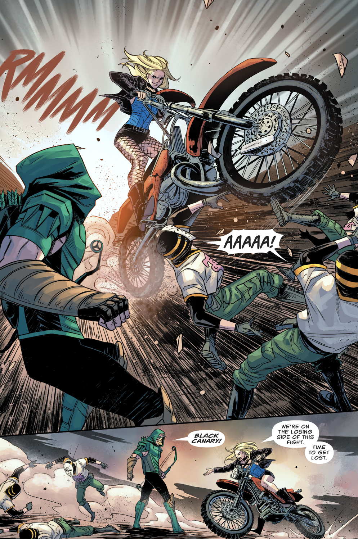 Black Canary (Green Arrow Vol. 6 #19)