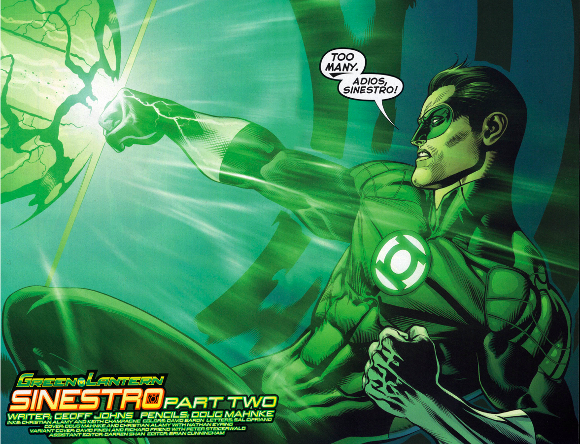 Hal Jordan (Green Lantern Vol. 5 #2)