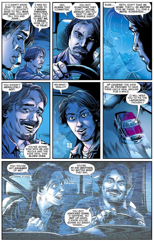 Doctor Polaris' Tragic Past (Rebirth)