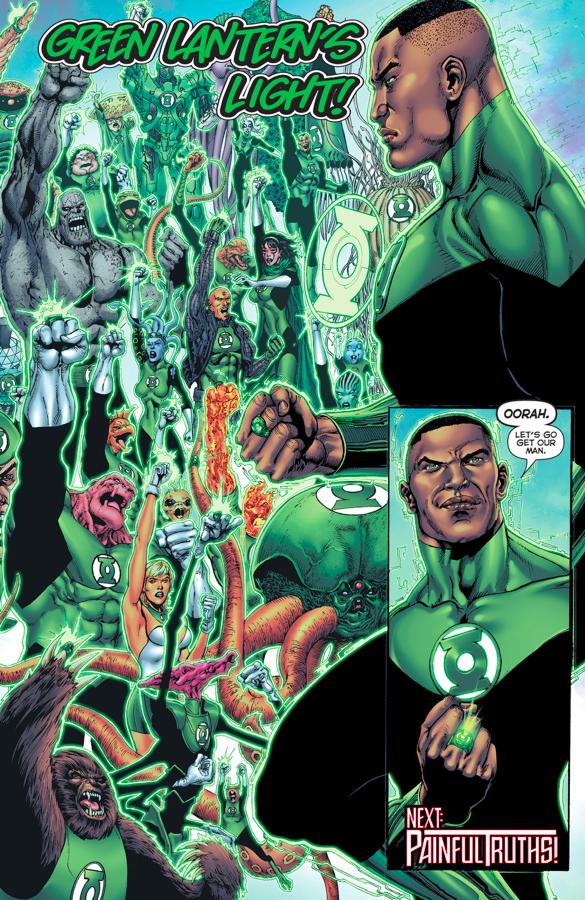 Green Lantern Corps (Hal Jordan And The Green Lantern Corps #4)