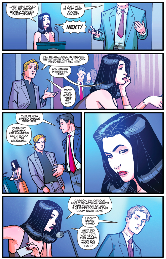 How Jughead Fixed Archie And Veronica's Relationship