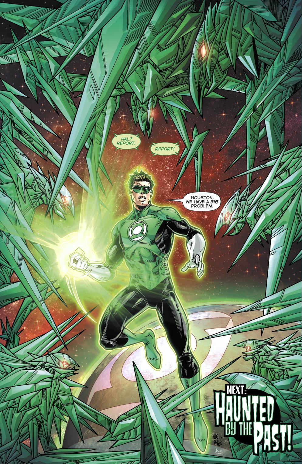 Hal Jordan (Hal Jordan And The Green Lantern Corps 19)
