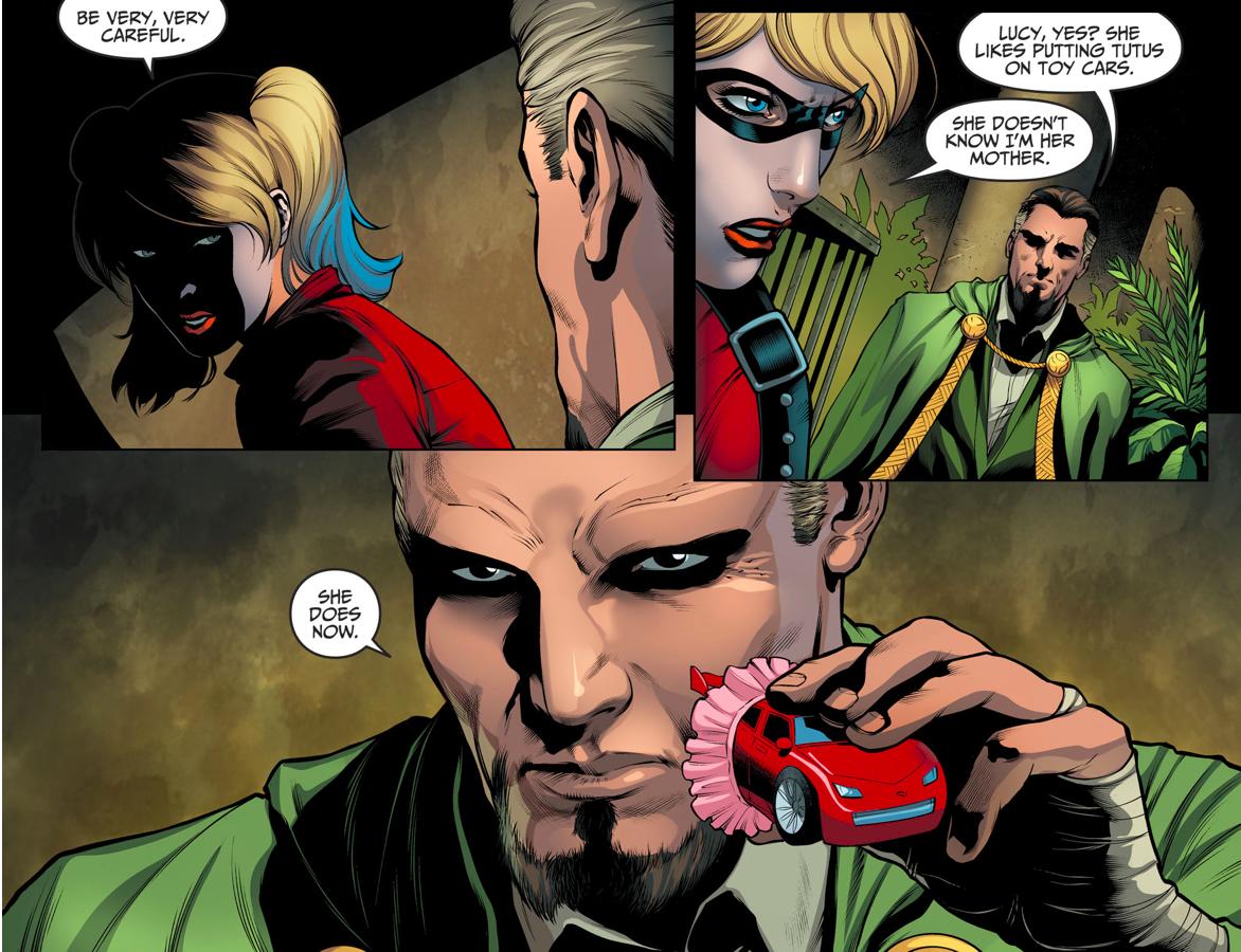 Harley Quinn's Daughter (Injustice II)