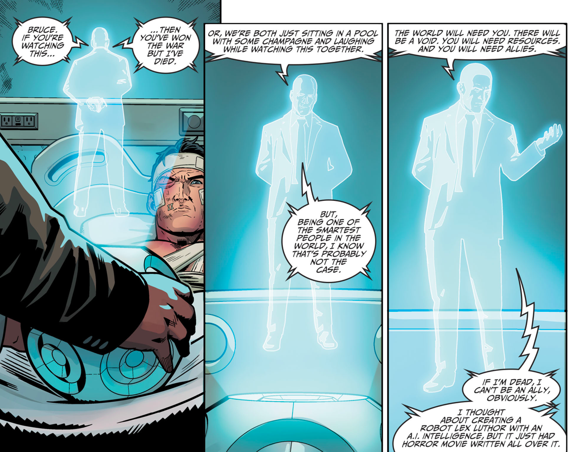 How Rich Lex Luthor Is (Injustice II)