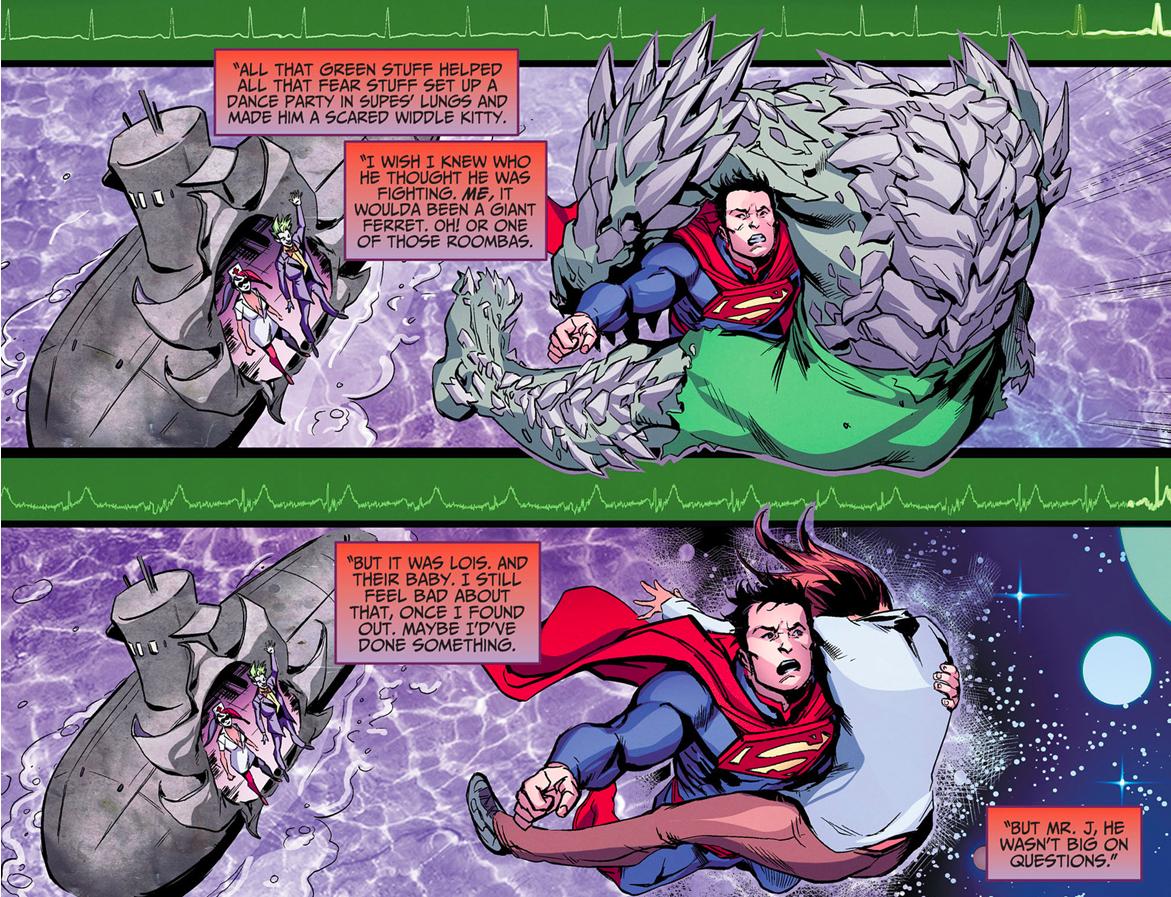 How The Joker Turned Superman Evil (Injustice Gods Among Us)