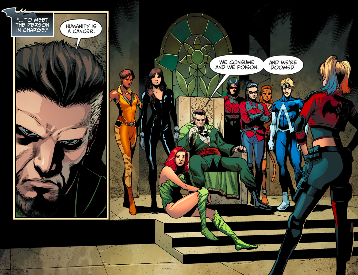 Ra's al Ghul's Team (Injustice II)