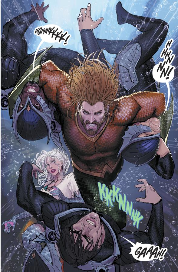 Aquaman Vol. 8 #25
