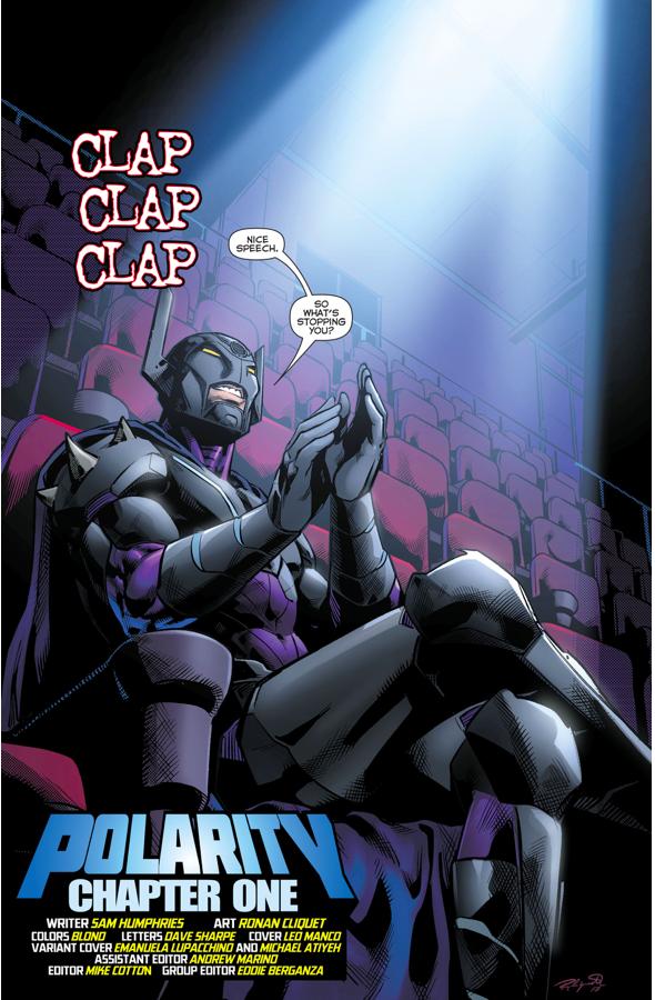 Doctor Polaris (Green Lanterns #19)