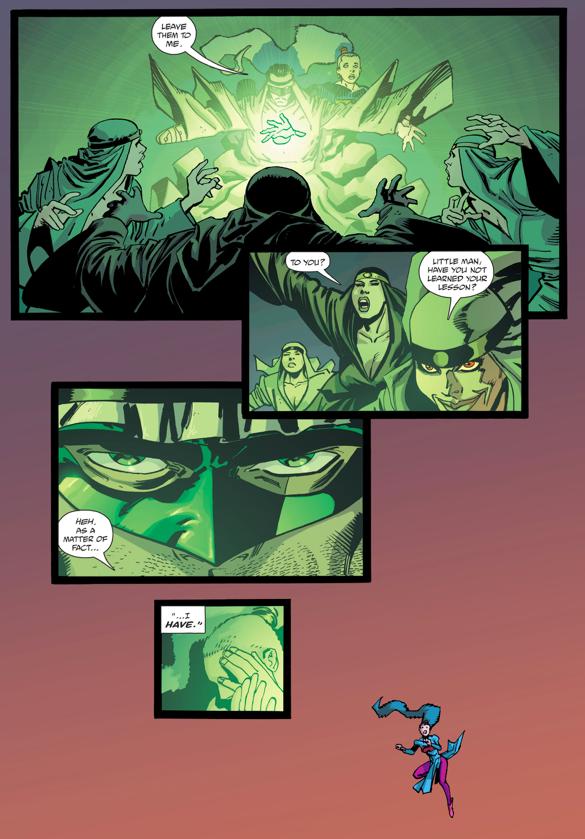 Green Lantern Hal Jordan (The Master Race #9)