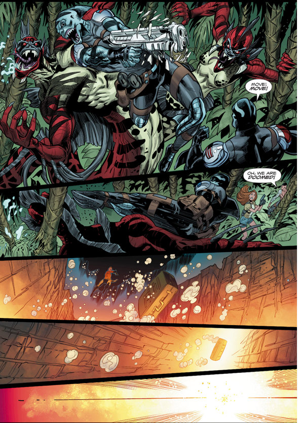 How Aquaman Stopped Dead Water