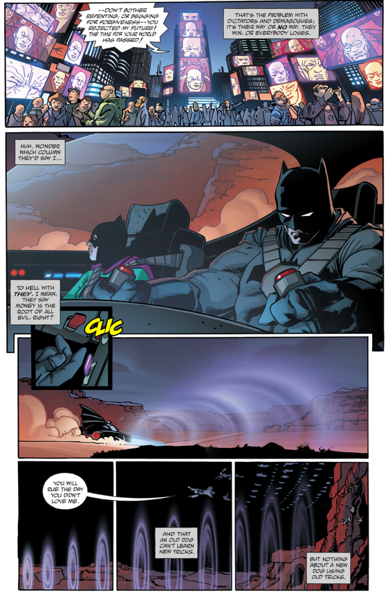 How Batman Destroyed The Kandorians (The Master Race)