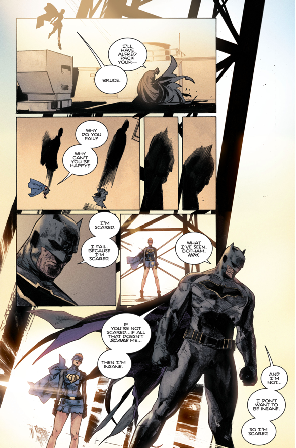How Batman Tries To Be Happy