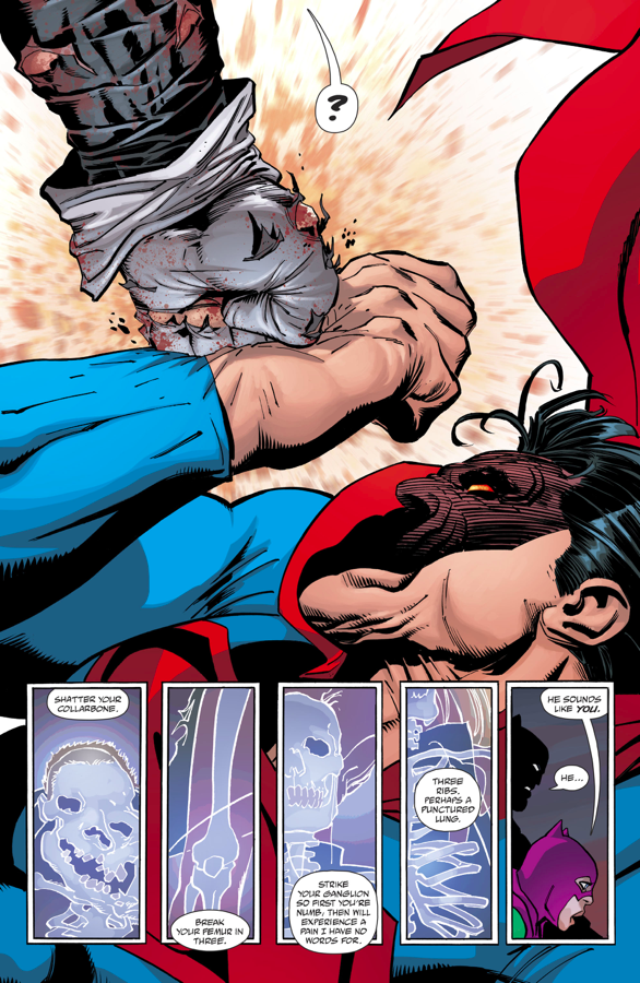 Superman VS Kandorians (The Master Race)