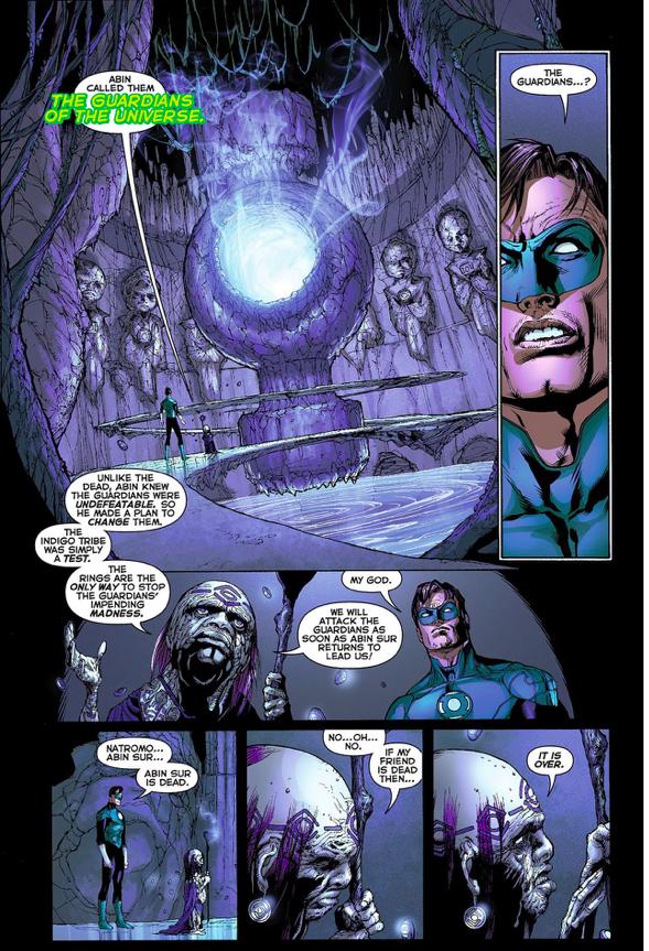 The Origins And Purpose Of The Indigo Lanterns