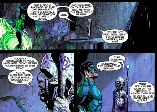 """What The Indigo Tribe's """"Nok"""" Means"""
