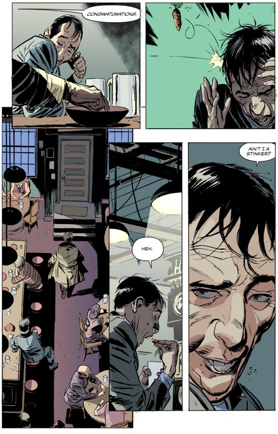 Why Elmer Fudd Shot Bruce Wayne
