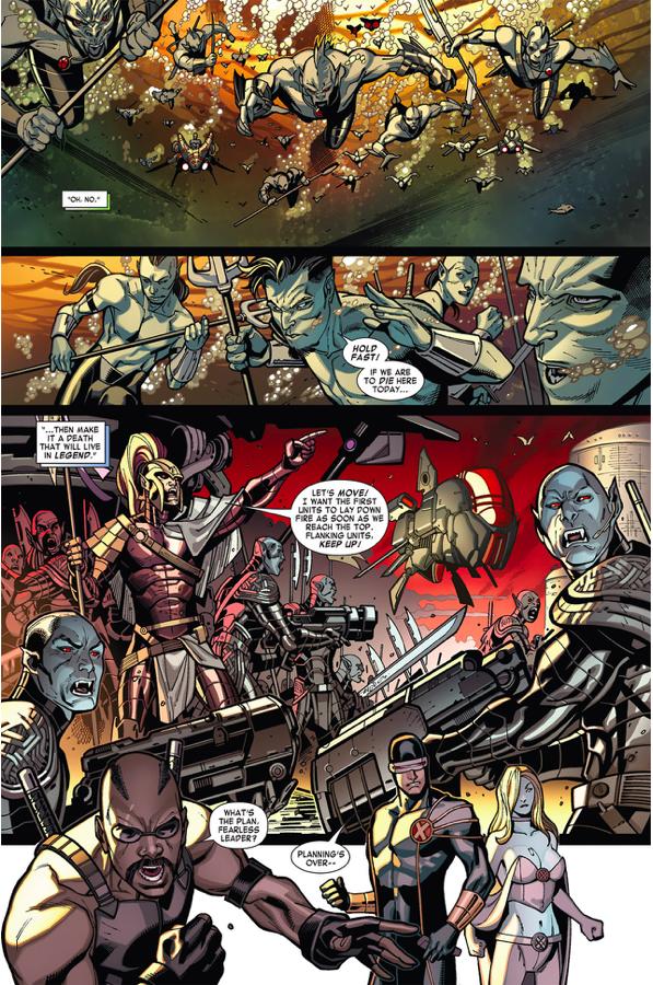 Battle Of Utopia (Curse Of The Mutants)