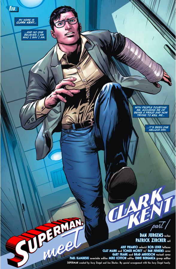 Clark Kent (Action Comics 963)