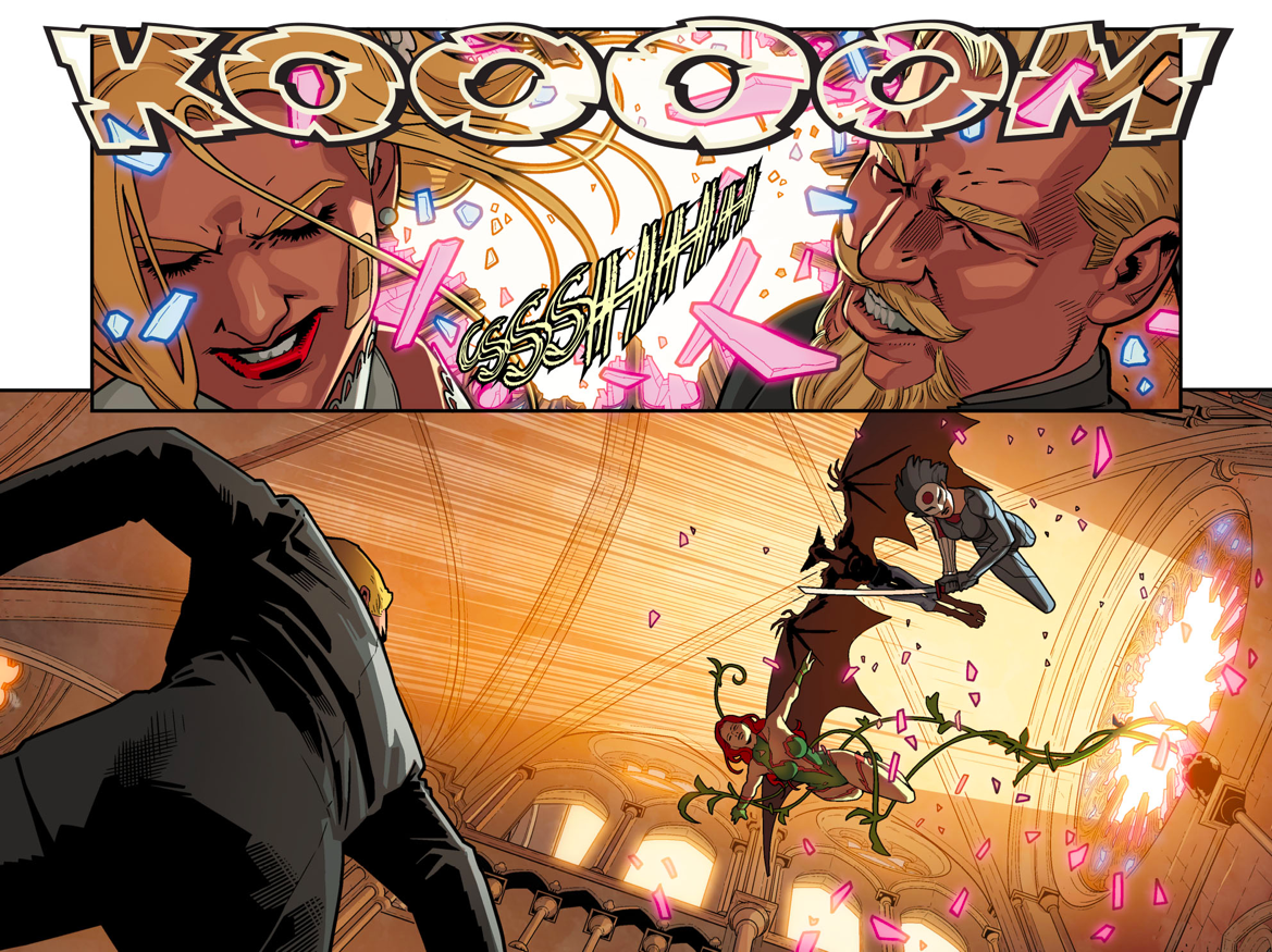 Green Arrow And Black Canary's Wedding (Injustice II)