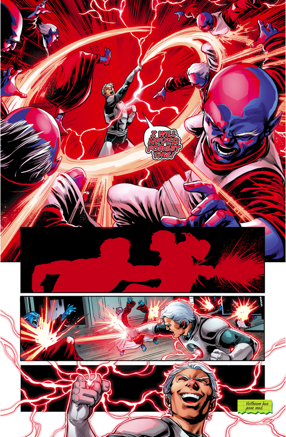How Volthoom Lost His Mind (Rebirth)